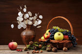 A colection of various fruits — Stock Photo