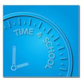 Time 4 school — Stock Photo