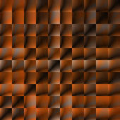 Brown lighted pattern — Stock Photo