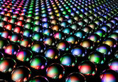 Multicolors spheres — Stock Photo