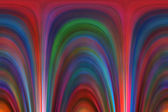 Gates of colors — Stock Photo