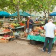 Market in Split — Stock Photo