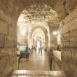 Diocletian palace basement — Stock Photo