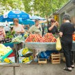 Market in Split - Stock Photo
