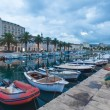 Stock Photo: Split harbour