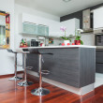 Modern Kitchen — Stock Photo #13659255