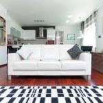 Modern living room — Stock Photo #13659374
