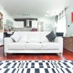 Modern living room — Stock Photo #13659378