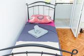 Dormitorio mediterránea — Foto de Stock