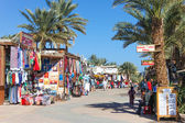 Market in Dahab, Egypt — Stock Photo