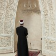 Imam praying in Mosque — Stock Photo #14081821