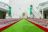 Moskén interiör — Stockfoto