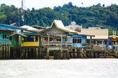 Vila de pescadores — Foto Stock