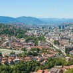 Sarajevo — Stock Photo #14850993