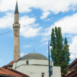 Mosque in Sarajevo - Stock Photo