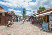 Market in Sarajevo — Stock Photo