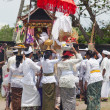 Stock Photo: Balinese ceremony