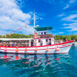 Excursion boat — Stock Photo #17839547