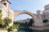 Old bridge, Mostar — Stock Photo