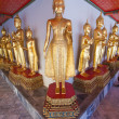 Buddha statues - Foto Stock