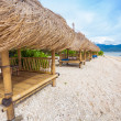 Stock Photo: Bamboo hut