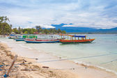 Bay on Gili Air — Stock Photo