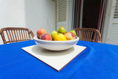 Fruit bowl — Foto Stock