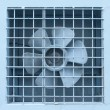 Stock Photo: Extractor fan