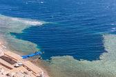Blue Hole, Dahab, Egypt — Stock Photo