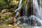 Kravice waterfalls — Stock Photo