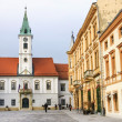 Varazdin's City hall — Stock Photo #39308411