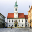 Varazdin's City hall — Stock Photo #39308455