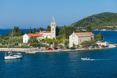 Town of Vis — Stock Photo