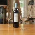 Wine bottle — Stock Photo #39406059