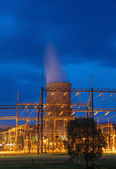 Pljevja thermal power plant — Stock Photo