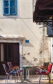 Calle terraza — Foto de Stock