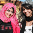 Egyptian girls — Stock Photo