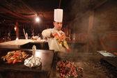 Cocinero egipcio — Foto de Stock