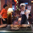 Street food stall — Stock Photo #40378705