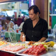 Street food stall — Stock Photo #40378871