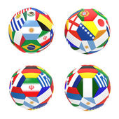Football world cup — Stock Photo