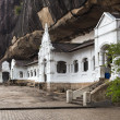 Dambulla cave temple also known as Golden Temple — Stock Photo #47897381