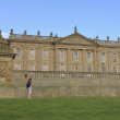 A View of Chatsworth House, Great Britain — Stock Photo #12016937