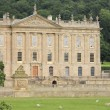 Foto de Stock  : View of Chatsworth House, Great Britain