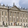 A View of Chatsworth House, Great Britain — Stock Photo