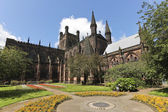 A Look at Chester Cathedral, Cheshire, England — Stock Photo