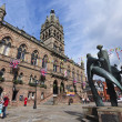 A Shot of the Chester Town Hall, Chester, England — Stock Photo