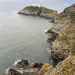 A View of South Stack Lighthouse, Wales — Stock Photo