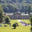A View of Chatsworth House, Great Britain — Stock Photo #13303242