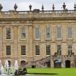 A View of Chatsworth House, Great Britain — Stock Photo #13343060